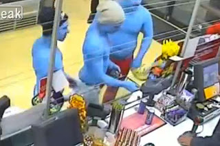 smurfs gang arrested