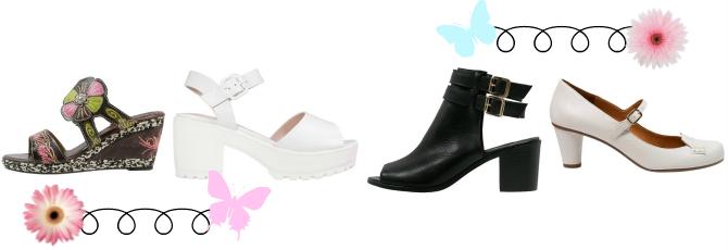 trend scarpe primavera 2015