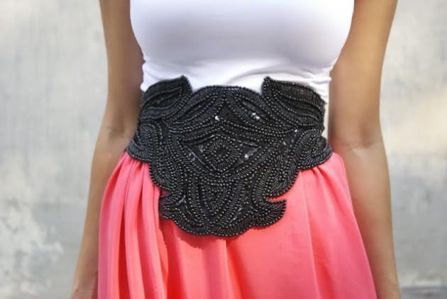 Lindos cinturones de moda | Tendencias en bricolaje