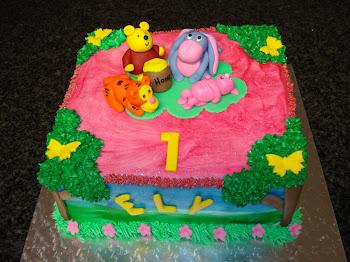 Winnie the pooh - Ely