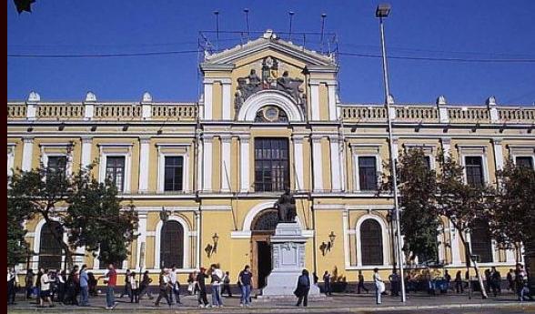 Universidades de Chile