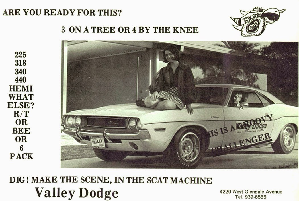 Annualmobiles: Valley Dodge