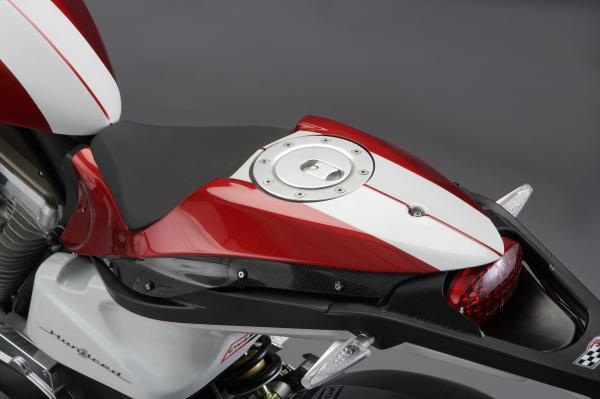 Wakan Motorbike Fuel Tank