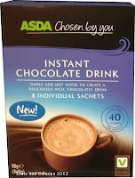 Asda Chocolate Orange Tea Review