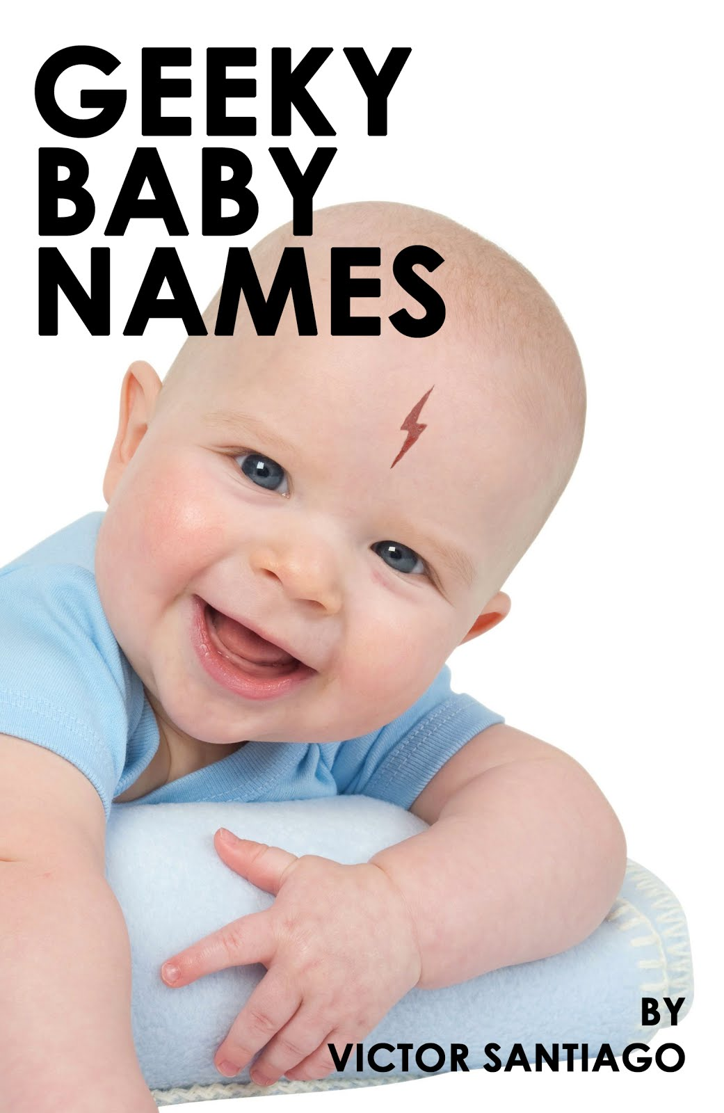geeky baby names