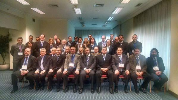 XXVI Reunión de Administradores de Países Antárticos Latinoamericanos -RAPAL- Montevideo 2015