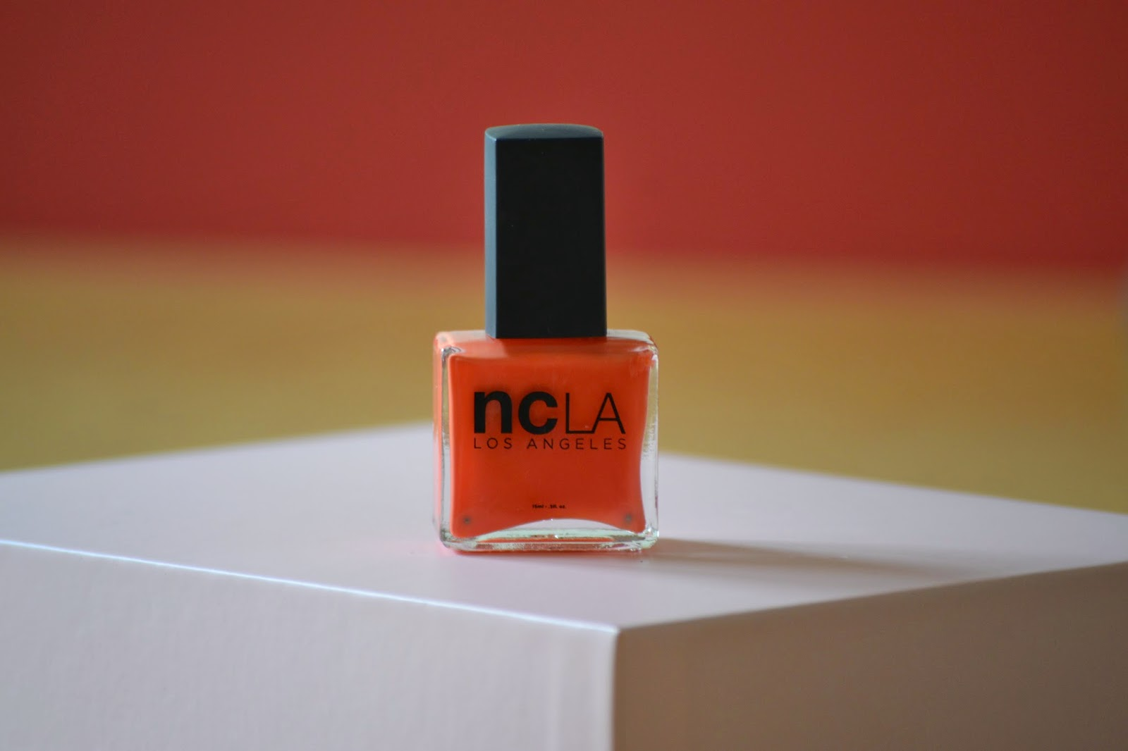 ncLA nail varnish