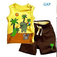 GAP 2PCS SET BRANDED