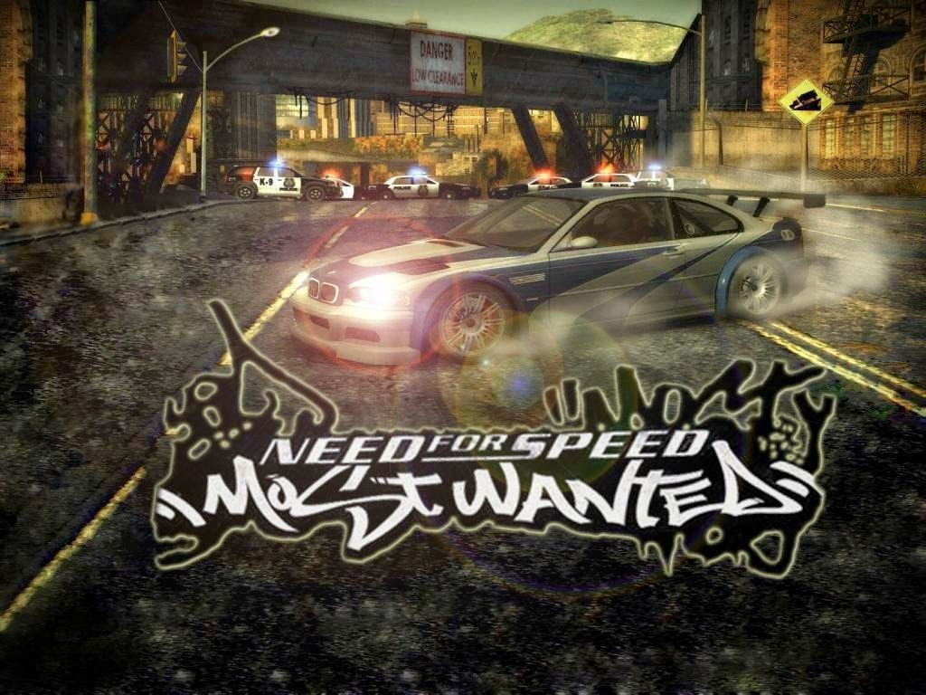 Gratis download permainan balap mobil (racing) PC Need For Speed Most Wanted (NFS Most Wanted) Black Edition (2.5 GB) Full Version, Repack, RIP. 100% work dan berhasil dimainkan, terbukti!