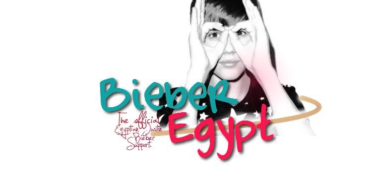 Bieber Egypt