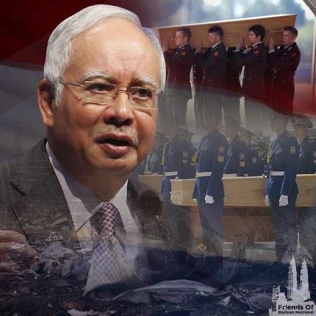 Ucapan Syawal PM : Najib Kongsi Pengalaman Uruskan MH17 #kosongkosong