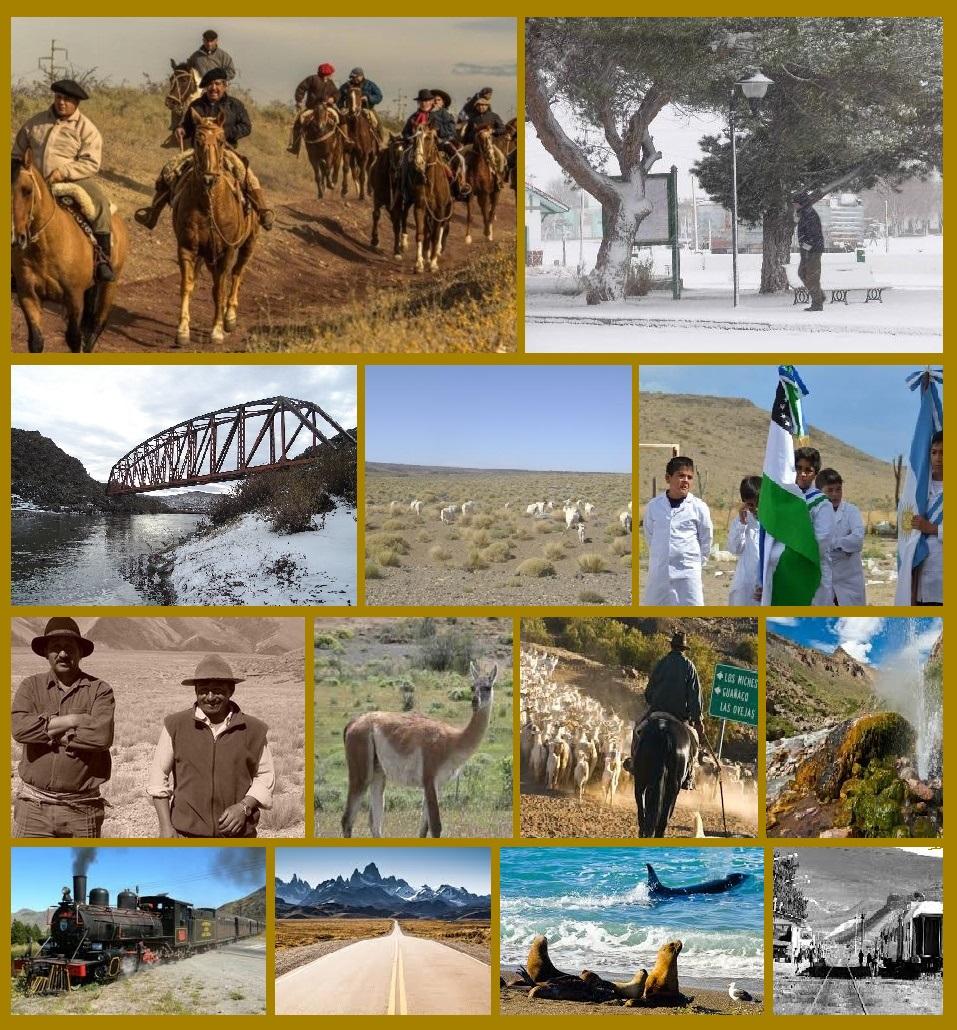 Patagonia, Patagonia, destinada al sacrificio, por los que miran de lejos (José Larralde).