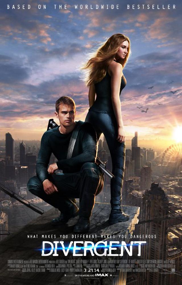 La película Divergent