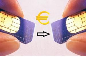 trasferire credito da SIM a altra