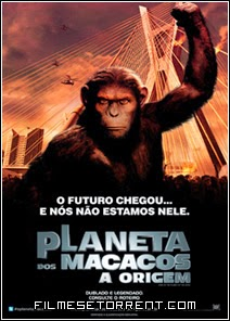 Planeta dos Macacos A Origem Torrent Dual Audio