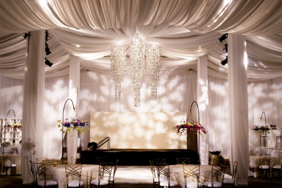 Have you or would you use drapery on your big day