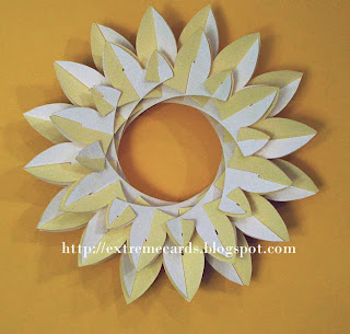 daisy sliceform torus