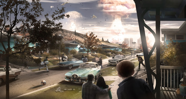 FallOut 4, videojuegos