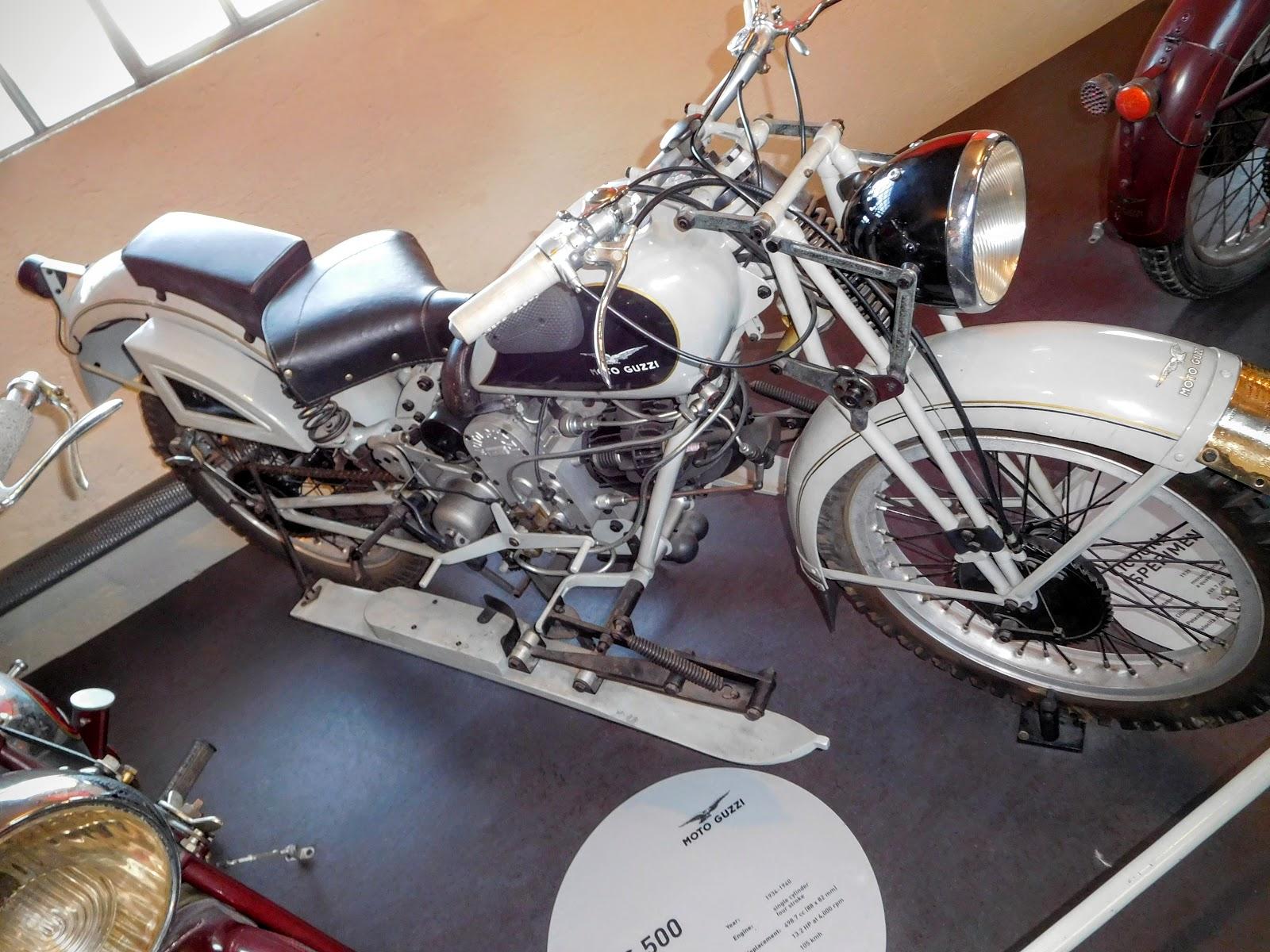 NYDucati: 1939 Moto Guzzi Cicogna 2