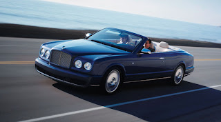 Bentley Azure Images gallery