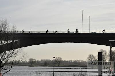 Nijmegen - Waalbrücke