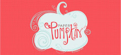 Paper Pumpkin