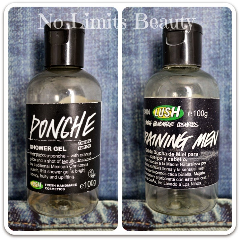 Ponche - It's raining men - Geles de ducha de Lush