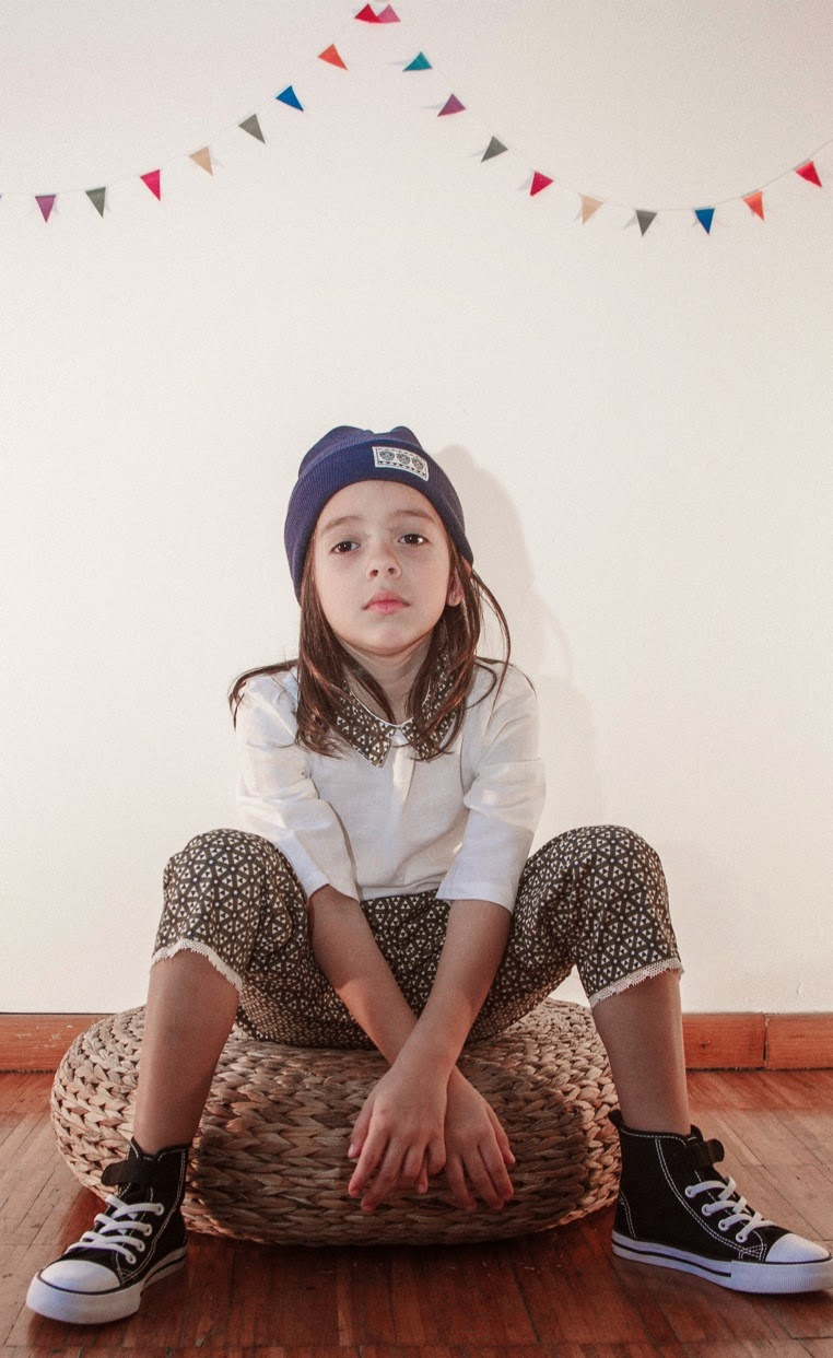 Les Petits Vagabonds Autumn-Winter 2014/15 kids fashion collection 2