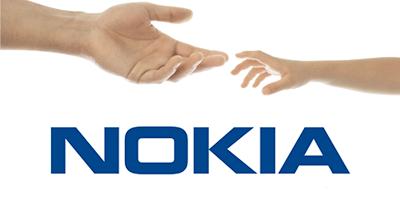 شعار-لوجو-نوكيا-اليد