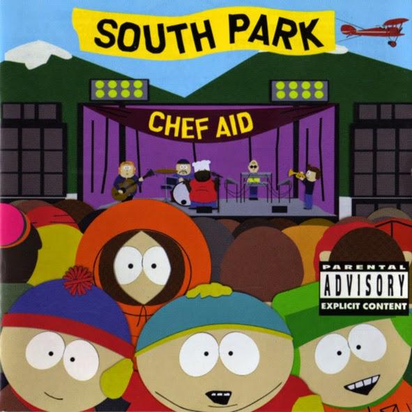 Muzyka filmowa - Viper poleca - South Park: Chef Aid Album