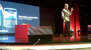 co-CEO RIM: Pelanggan BB di Indonesia Naik 10 Kali Lipat