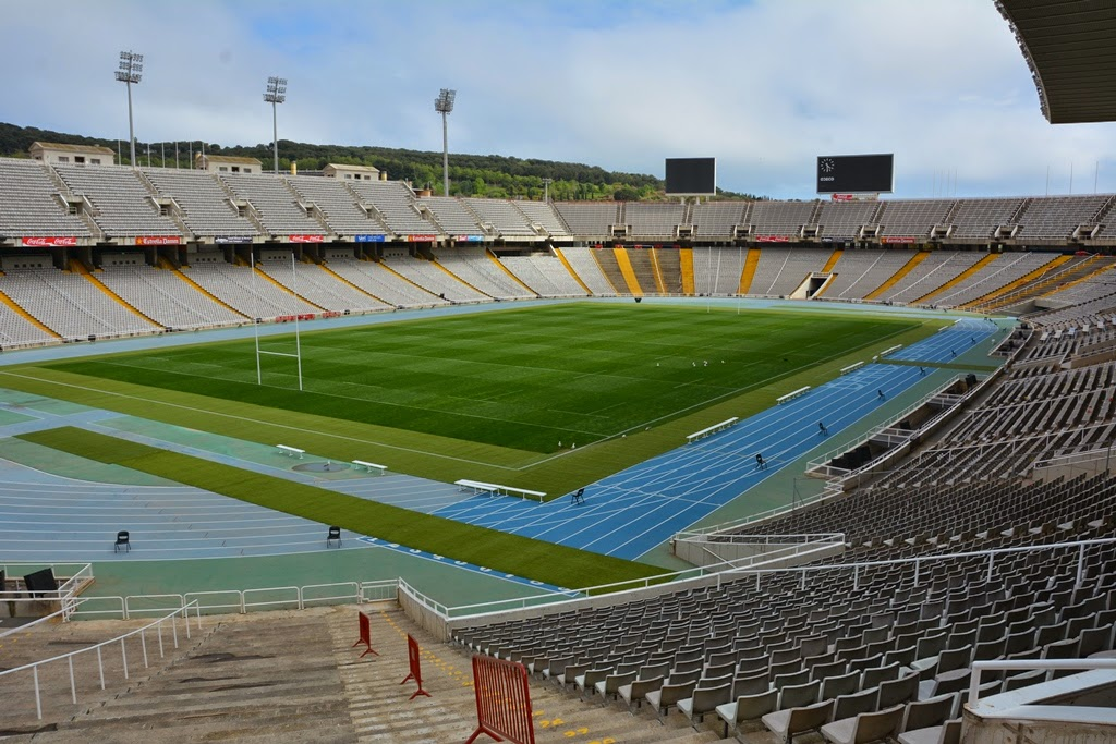 Olymic Parc Barcelona Espanyol