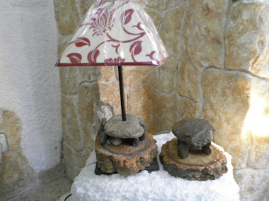 LAMPARA DOLMEN