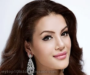 Top 10 Most Beautiful Nepalese Actresses