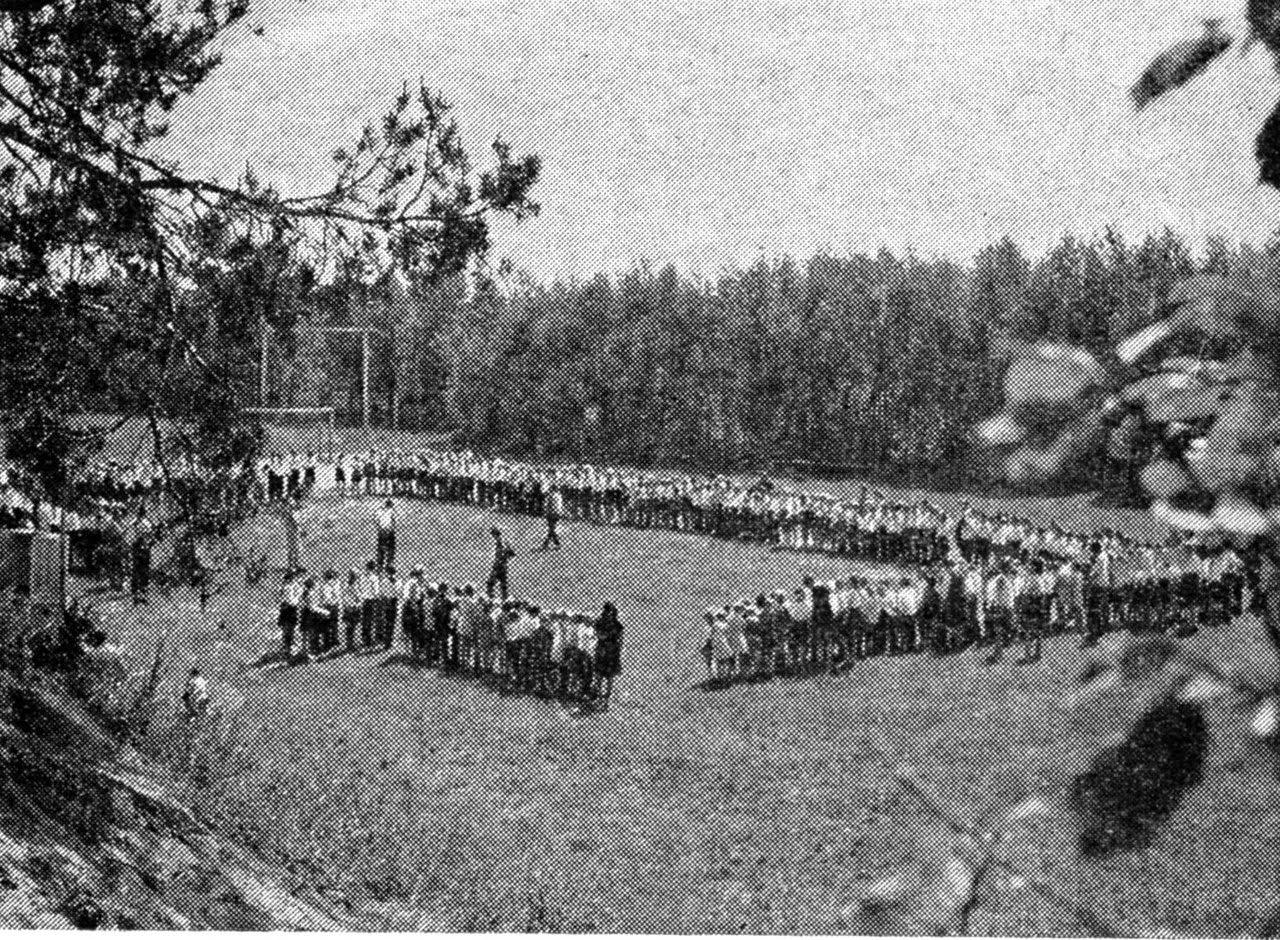 Рассказ в пионерском лагере 28 фотография