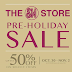 The SM Store Pre-Holiday Sale Oct. 30 – Nov. 2, 2014