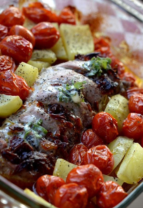 Gourmandise et cuisine filet mignon au chorizo et beurre - Cuisine et gourmandise ...