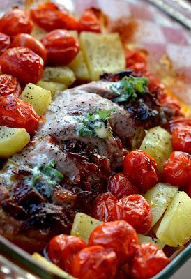 Gourmandise et cuisine filet mignon au chorizo et beurre - Cuisiner filet mignon de porc ...