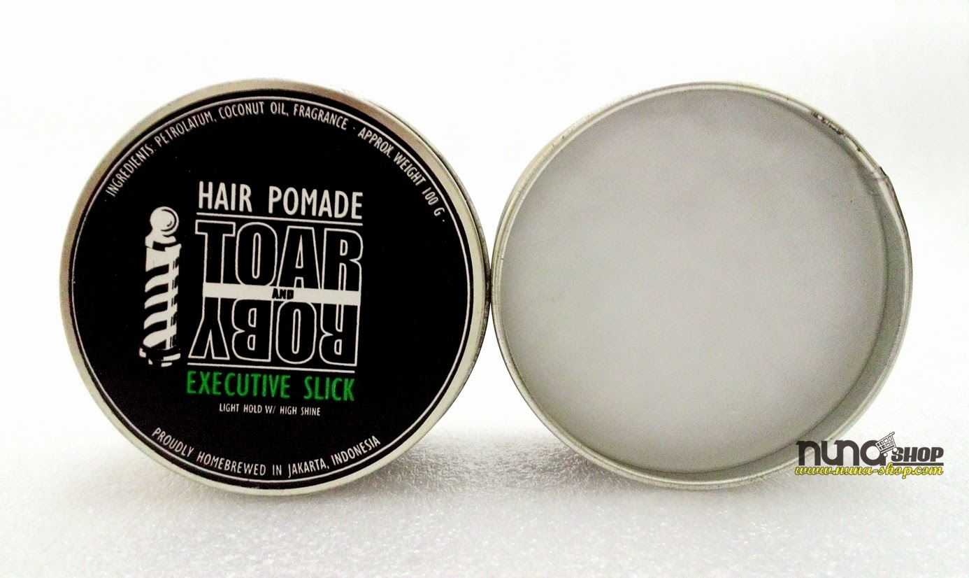 Hair Pomade Toar and Roby (TnR) Executive Slick