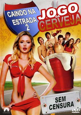 Caindo Na Estrada 2: O Jogo da Cerveja - DVDRip Dual Áudio