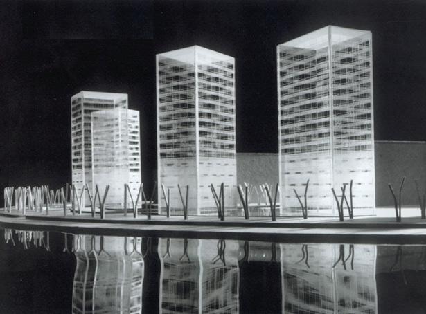 Tocho t8 el patio de mi casa torres de viviendas y oficinas en vitoria balos herreros - Arquitectos en vitoria ...