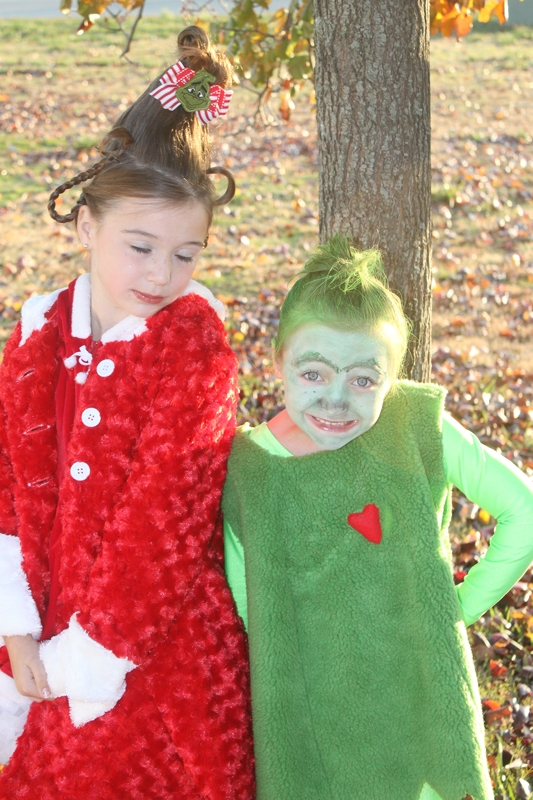 The next spirit day is your favorite christmas character day