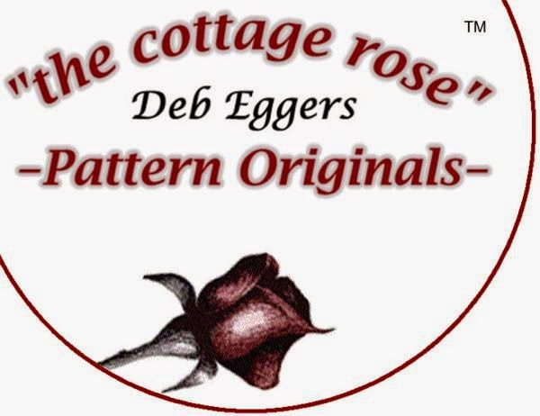 The Cottage Rose Pattern Originals