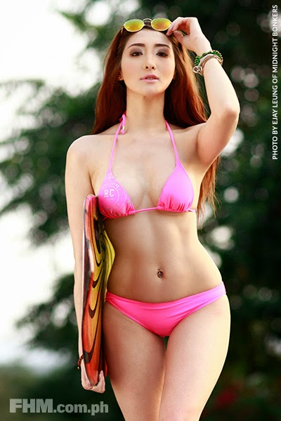 charm dela cruz, exotic pinay beauties, FHM, filipina, hot, pinay, pretty, sexy, swimsuit