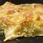Moelleux aux pommes de Madame Sioux (voir la recette)