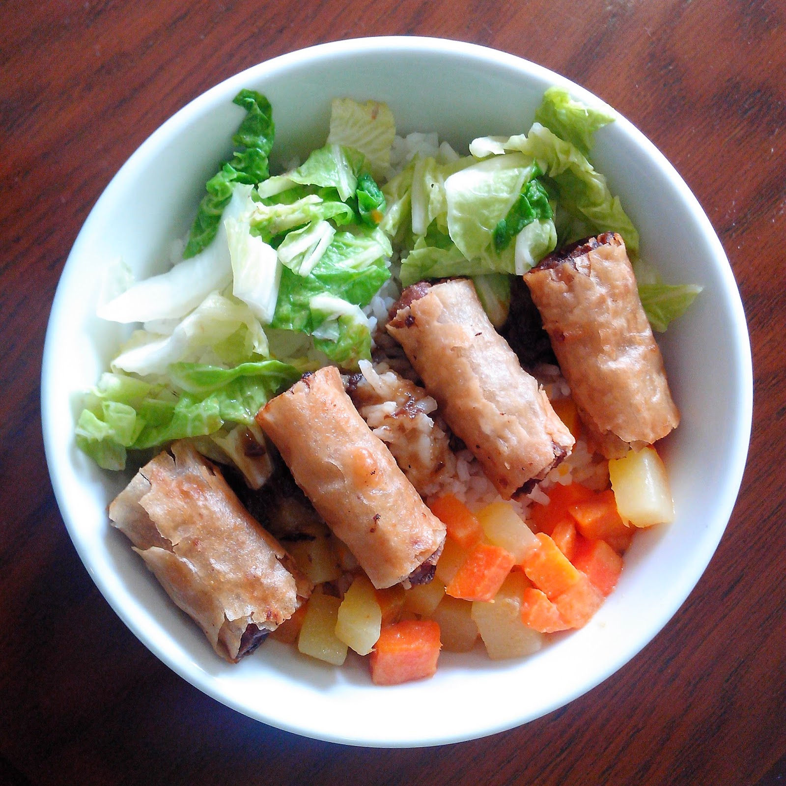 Lumpia Shanghai for Php88.00 only