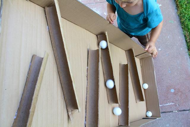 Как сделать трубу для ребенка 668