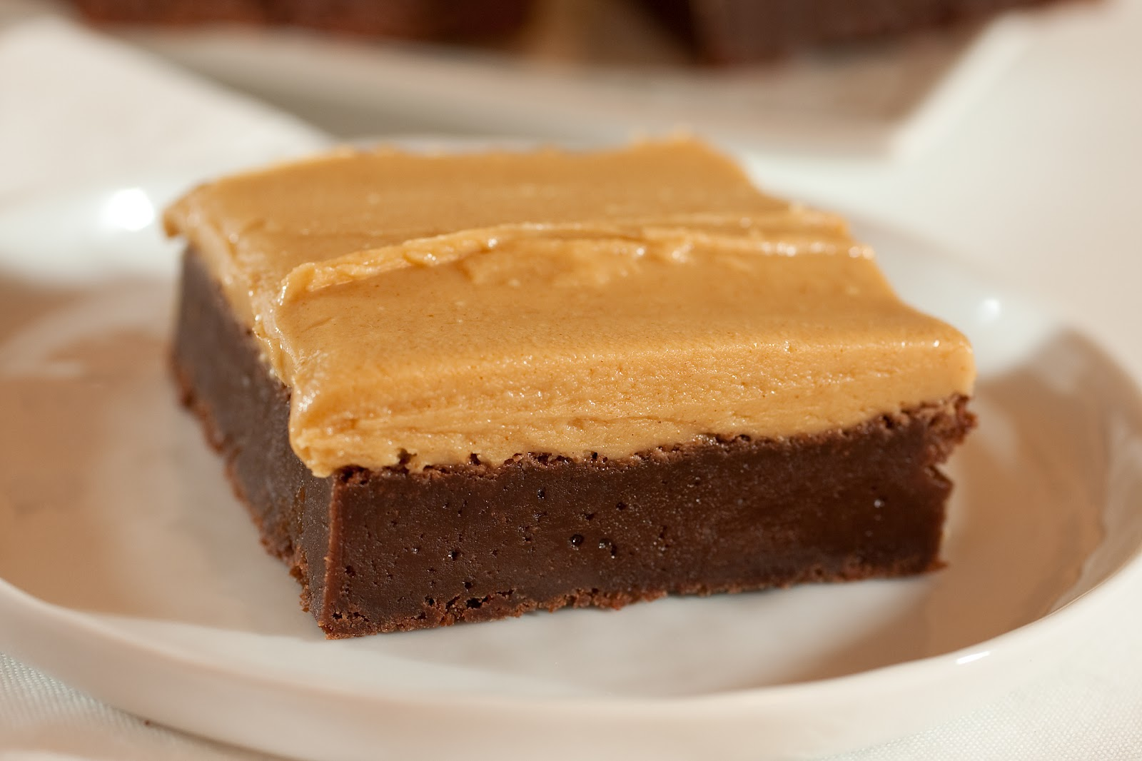 Tish Boyle Sweet Dreams: Fudgy Brownies with Peanut Butter ...