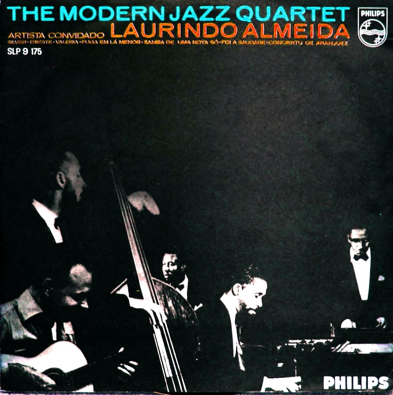 s 243 lo m 250 sica the modern jazz quartet artista convidado laurindo almeida 1964