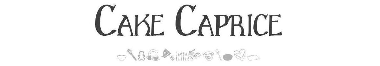 Cake Caprice